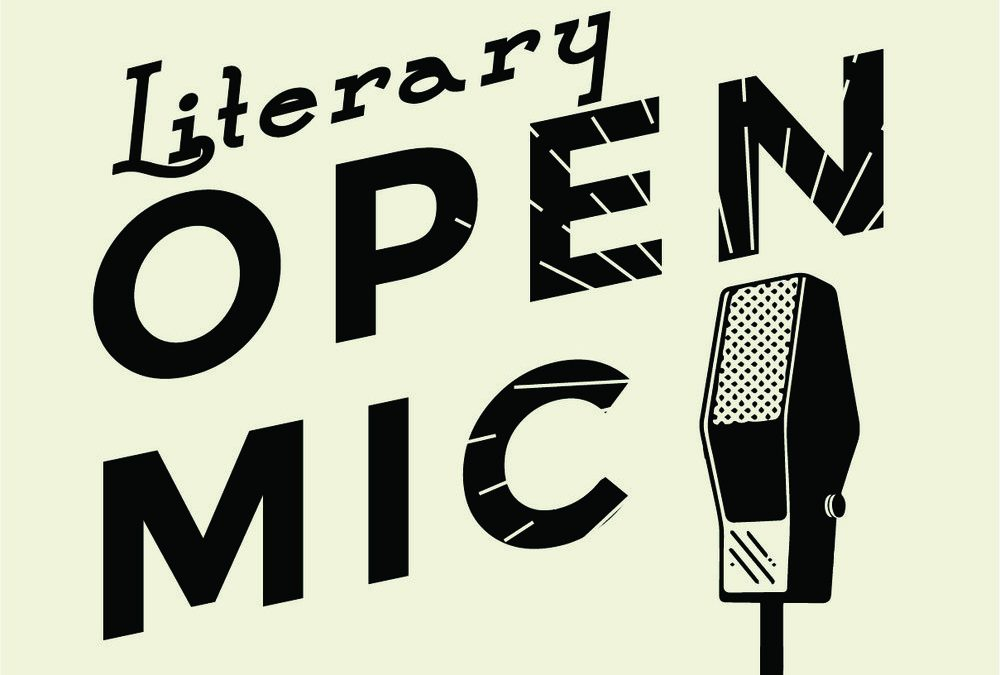 Open Mic Readings