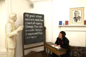 Living Literature tour of Kerry Writers' Museum