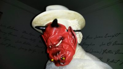 Haunted Writers' Hall
