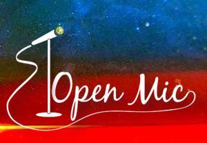 Open Mic Readings