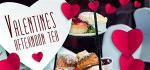 Valentine's Day Afternoon Tea