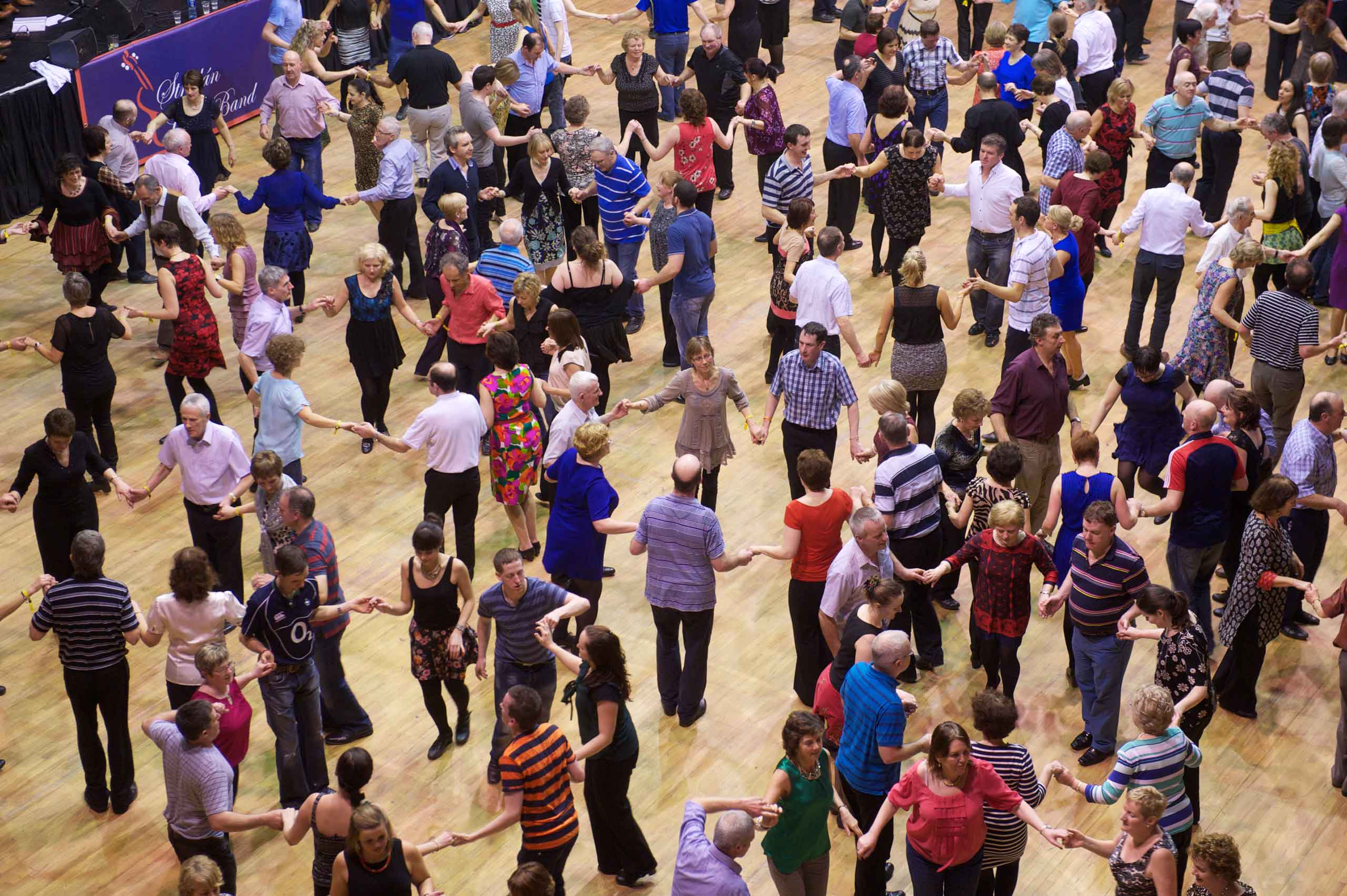 Set Ceilí Dance