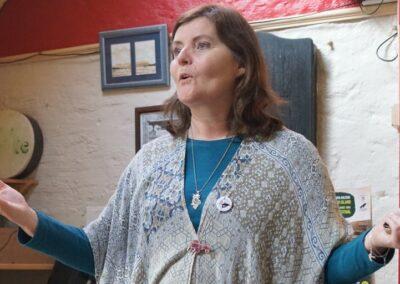 Maria Gillen, storyteller