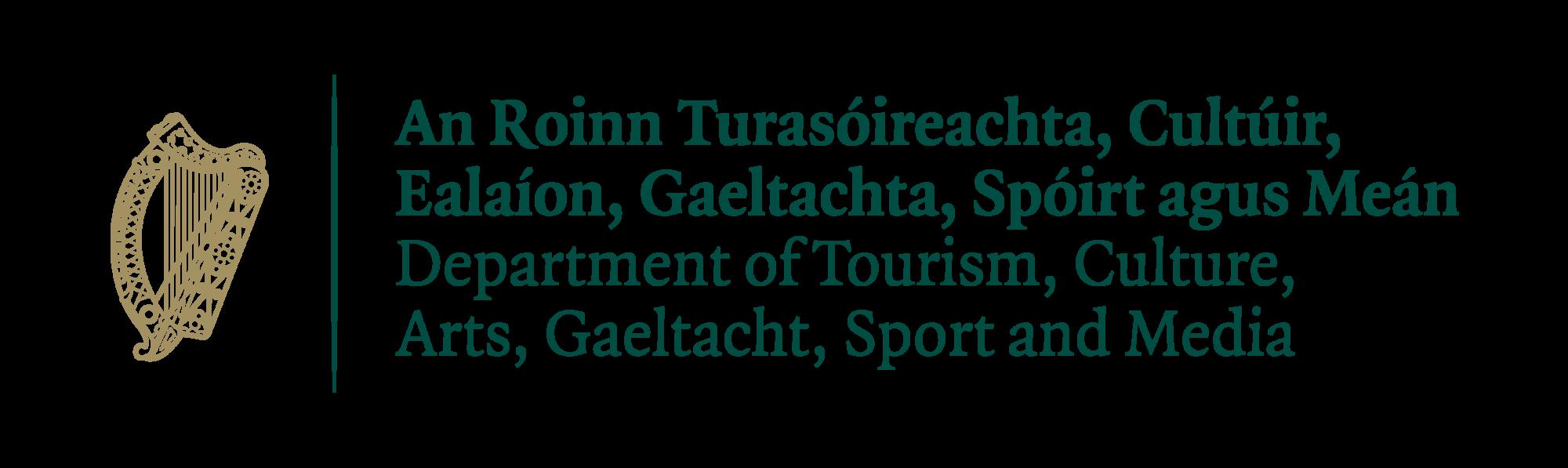 Department of Tourism, Culture, Arts, Gaeltacht, Sport & Media