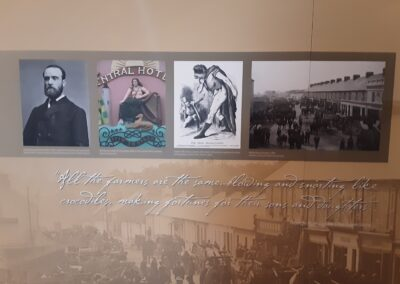 Victorian Listowel through the Ages