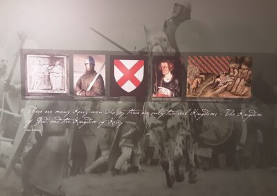 Medieval Listowel through the Ages