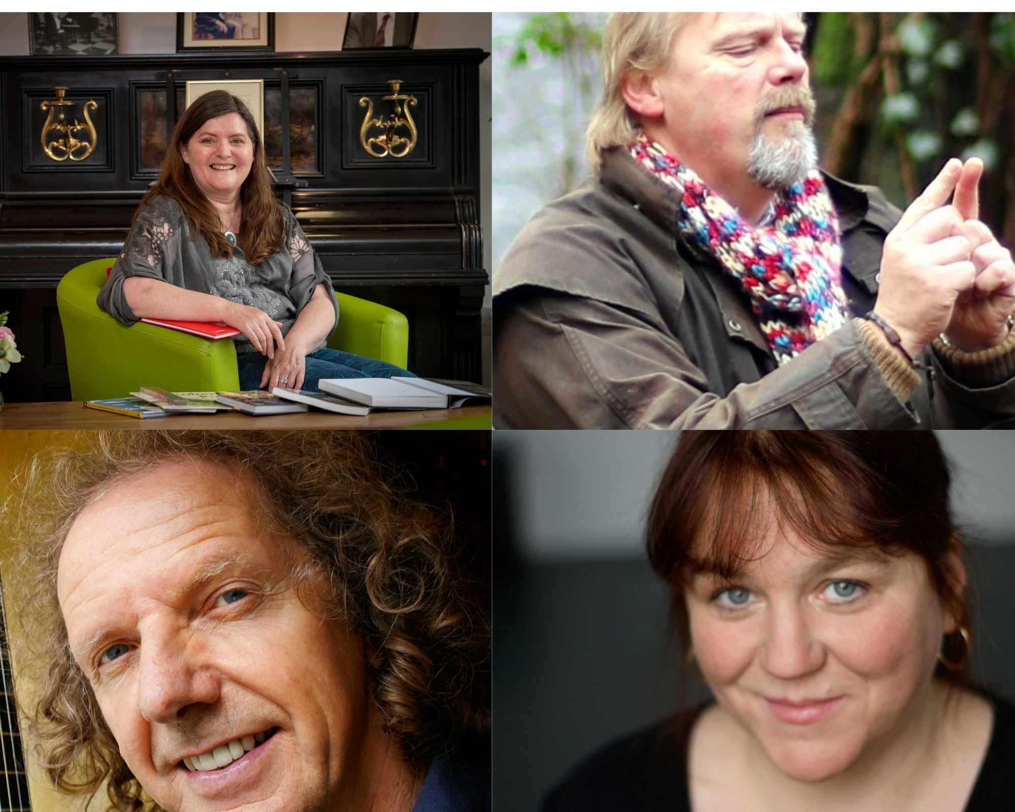 Featured storytellers 2021