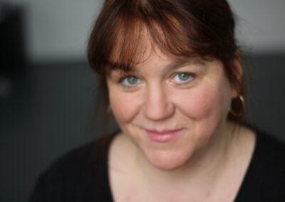 Orla McGovern, storyteller and performer